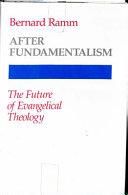 After Fundamentalism Book