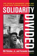 Pdf Solidarity Divided Telecharger