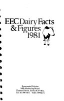 Eec Dairy Facts And Figures