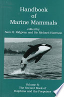 Handbook of Marine Mammals Book
