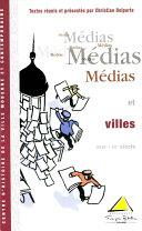 Pdf Médias et villes (XVIIIe-XXe siècle) Telecharger