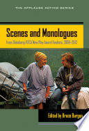 Scenes And Monologues From Steinberg Atca New Play Award Finalists 2008 2012