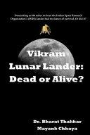 Vikram Lunar Lander  Dead Or Alive