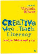 Pdf Creative Ways to Teach Literacy Telecharger