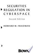 Securities Regulation in Cyberspace