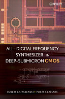 All Digital Frequency Synthesizer in Deep Submicron CMOS