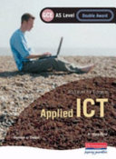 Pdf Edexcel AS GCE Applied ICT Double Award