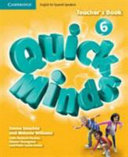 Quick Minds Level 6 Teacher's Book