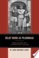 Relief work as pilgrimage :