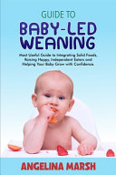 Guide to Baby Led Weaning Book
