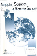 Mapping Sciences and Remote Sensing