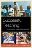 Successful Teaching