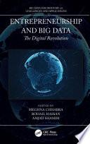 Entrepreneurship and Big Data Book