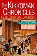 The Kikkoman Chronicles Book