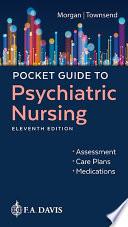 Pocket Guide to Psychiatric Nursing
