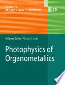 Photophysics of Organometallics Book