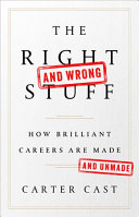 The Right and Wrong Stuff Book