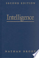 Intelligence Book PDF
