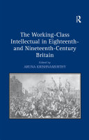 The Working-Class Intellectual in Eighteenth- and Nineteenth-Century Britain Pdf/ePub eBook