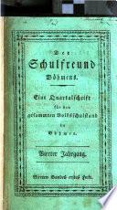 Der Schulfreund Böhmens
