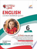 Olympiad Champs English Class 6 with Past Olympiad Questions 2nd Edition