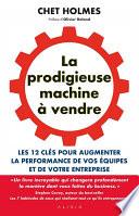 La prodigieuse machine à vendre