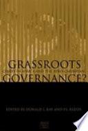 Grassroots Governance