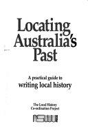 Locating Australia s Past
