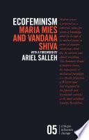 """Ecofeminism"" by Vandana Shiva, Maria Mies, Ariel Salleh"