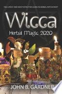 Wicca 2020 Herbal Magic
