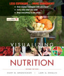Visualizing Nutrition  Everyday Choices 2e Binder Ready Version   WileyPLUS Registration Card
