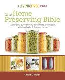 The Home Preserving Bible Pdf/ePub eBook
