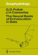 The Neural Basis of Echolocation in Bats