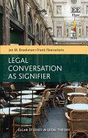Legal Conversation as Signifier: