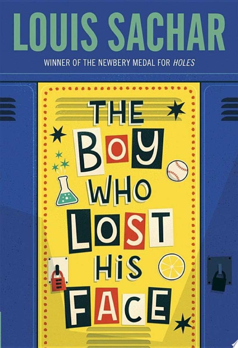 The Boy Who Lost His Face banner backdrop