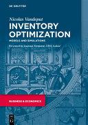 Inventory Optimization