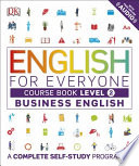 Business English, Level 2  : A Visual Self Study Guide to English for the Workplace