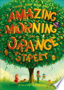 One Day and One Amazing Morning on Orange Street Book PDF