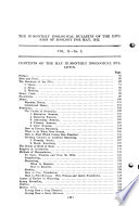 The bi-monthly zoological bulletin of the Division of Zoology of the Pennsylvania Department of Agriculture