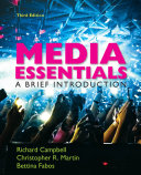 Loose-leaf Version for Media Essentials: A Brief Introduction