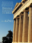Historical and Chronological Context of the Bible