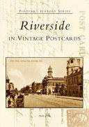 Riverside in Vintage Postcards