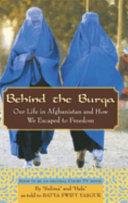 Behind the Burqa Book PDF