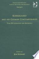 Kierkegaard and His German Contemporaries: Philosophy