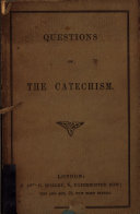 Questions on the Catechism