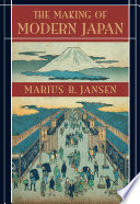 The Making of Modern Japan Book