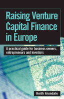 Raising Venture Capital Finance in Europe