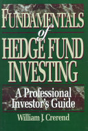 Fundamentals of Hedge Fund Investing