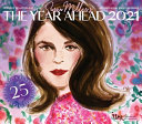 The Year Ahead 2021 Illustrated Astrological Wall Calendar