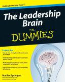 The Leadership Brain For Dummies
